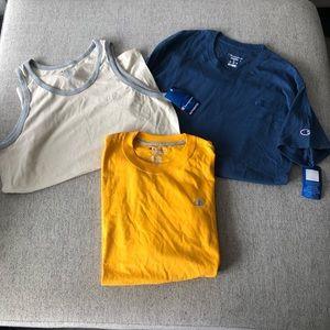 Urban Outfitters Champion Shirt Bundle *NEW